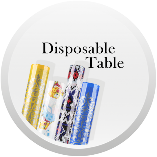 Disposable Table