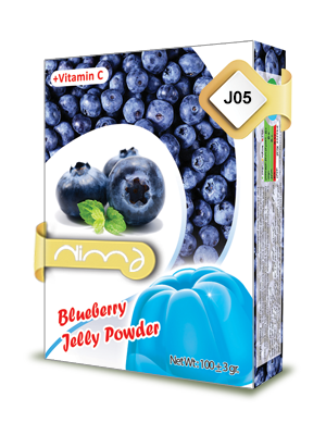 Blueberry Jelly Powder