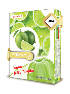 Lemon Jelly Powder