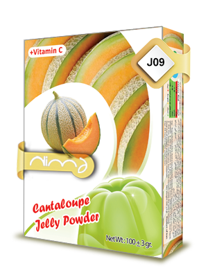 Cantaloupe Jelly Powder