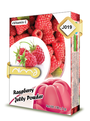 Raspberry Jelly Powder