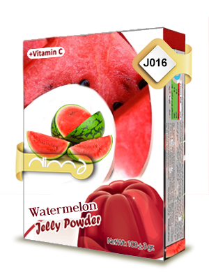 Watermelon Jelly Powder