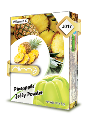 Pineapple Jelly Powder