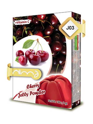 Cherry Jelly Powder