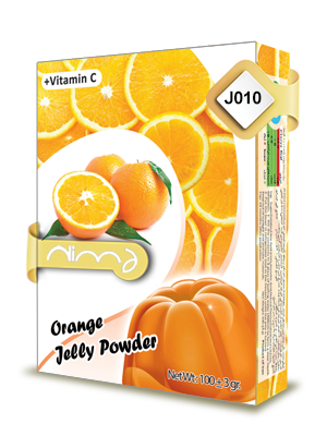 Orange Jelly Powder