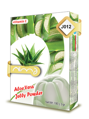 Aloe vera Jelly Powder